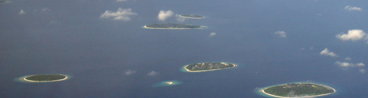 List of all the islands of the Maldives